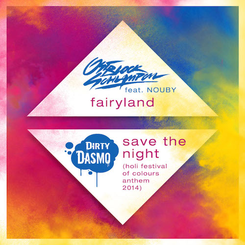 <strong>Dirty Dasmo/Ostblockschlampen</strong><br /> Save The Night/Fairyland