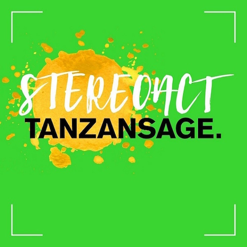 <strong>Stereoact</strong><br /> Tanzansage