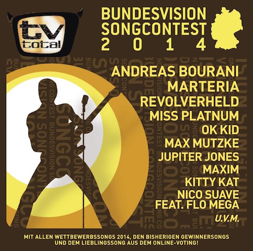 <strong>TV Total</strong><br />Bundesvision Songcontest 2014