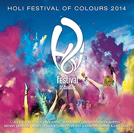 <strong>Holi Festival of Colours</strong><br /> 2014