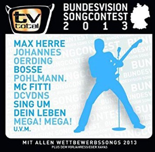 <strong>TV Total</strong> <br>Bundesvision Song Contest 2013