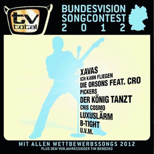 <strong>TV Total</strong> <br>Bundesvision Song Contest 2012