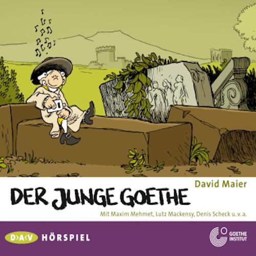 <strong>Hörspiel</strong><br> Der Junge Goethe