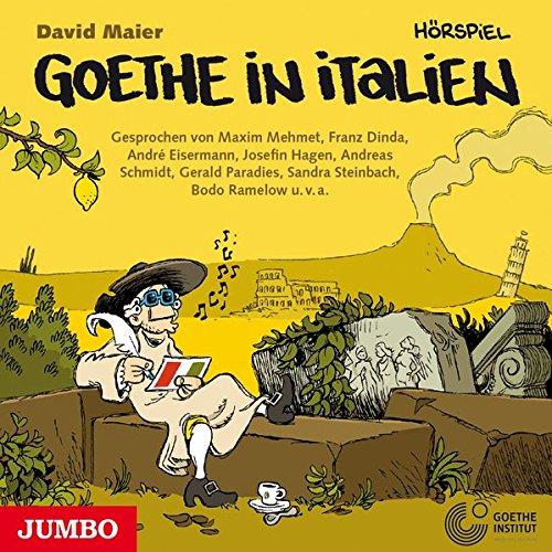 <strong>Hörspiel</strong><br> Goethe in Italien