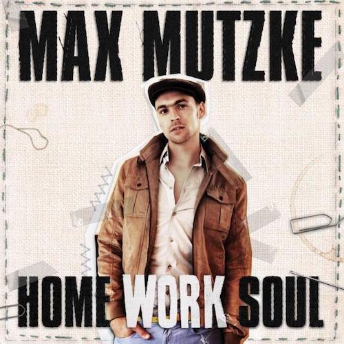 <strong>Max Mutzke</strong><br> Homeworksoul
