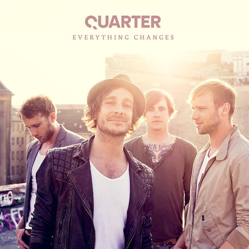<strong>Quarter</strong><br> Everything changes