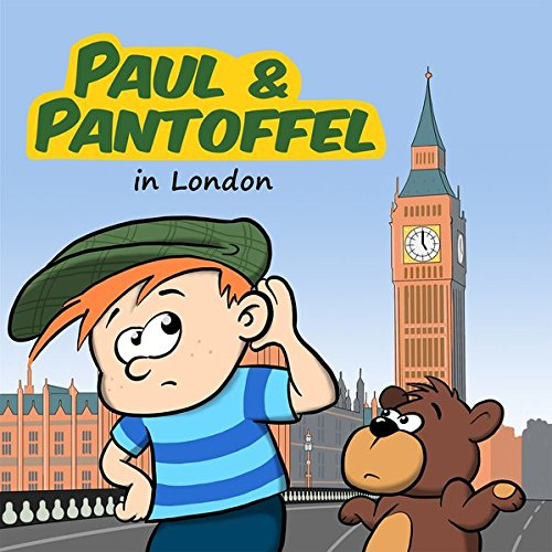 <strong>Hörspiel</strong><br> Paul & Pantoffel in London