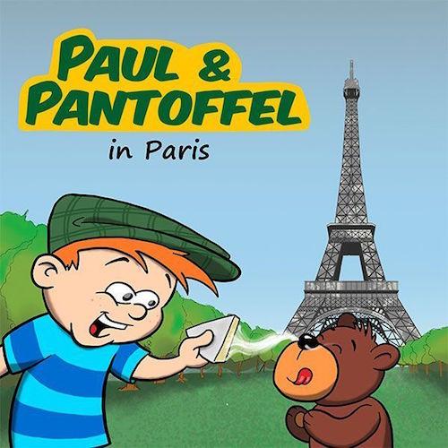 <strong>Hörspiel</strong><br> Paul & Pantoffel in Paris