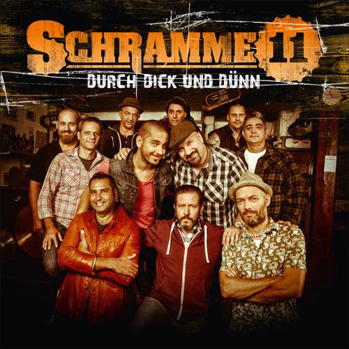 <strong>Schramme 11</strong><br> Durch dick und dünn