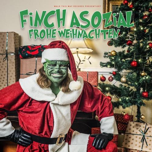 Finch Frohe Weihnachten
