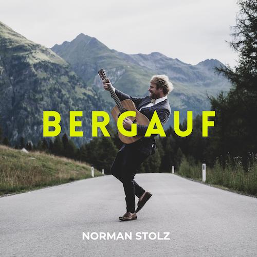 Norman Stolz - Cover - Bergauf v1